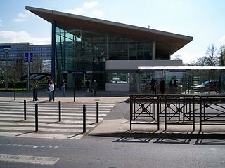 French station