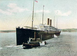 A class of four ocean liners built by the White Star line between 1901-1905
