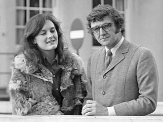 Kevin Billington - Kevin Billington and his wife Rachel in 1968