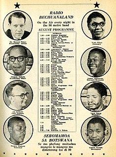 Radio Botswana Radio station