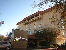 The Radisson Hotel In Lubbock Texas