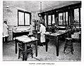 Radium laboratory workshop, c1918.jpg
