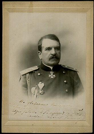 Chief of the Defence (Bulgaria) - Image: Radko Dimitriev