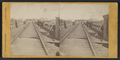 Railroad Bridge, Portage, N.Y, by Knight, W. M., 1841-1881.png