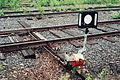 Railroad switch in Toppila May2010 001.jpg