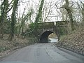 Railway Bridge, Pound Lane - geograph.org.uk - 1780264.jpg
