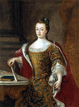 History of Portugal (1777–1834) - The Infanta Maria Francisca, ascended the throne to reign as Queen Maria I