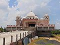Ramakrishna Mission Temple under construction, Asansol.jpg