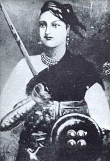 rani of jhansi wikipedia
