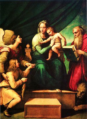 Raphael, Madonna with the Fish.jpg