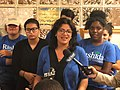 Rashida Tlaib is seen at her campaign headquarters in Detroit, Michigan, Aug.7 2018.jpg