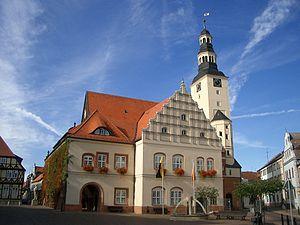 Gardelegen - Image: Rathaus Gardelegen