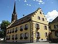 Rathaus in Eichstetten mit ev. Kirche 2.jpg