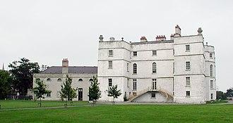 Rathfarnham Castle - Image: Rathfarnham Castle
