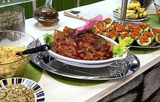 "Raw foodism - Raw Vegan ""Thanksgiving Turkey"""