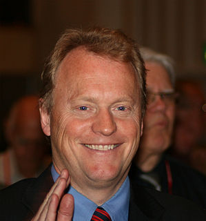 Raymond Johansen Norwegian politician
