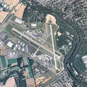 Reading Regional Airport - 2006 USGS Orthophoto