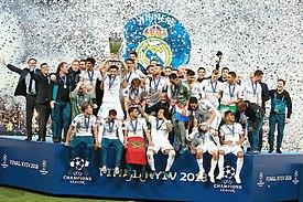 2018 UEFA Champions League Final - Simple English Wikipedia, the free encyclopedia