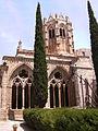 Real Monasterio de Santa Maria de Vallbona - Claustro Gotico 3.jpg