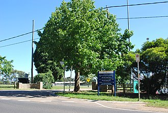 Red Hill, Victoria - Red Hill Recreation Reserve