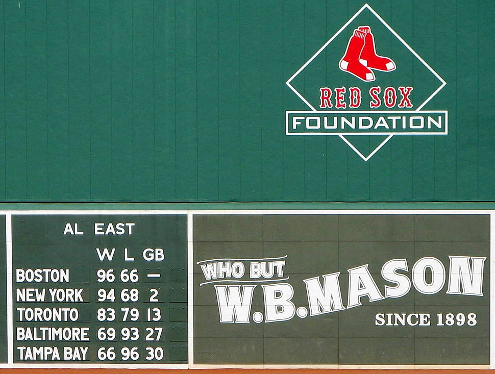 Red Sox 2007