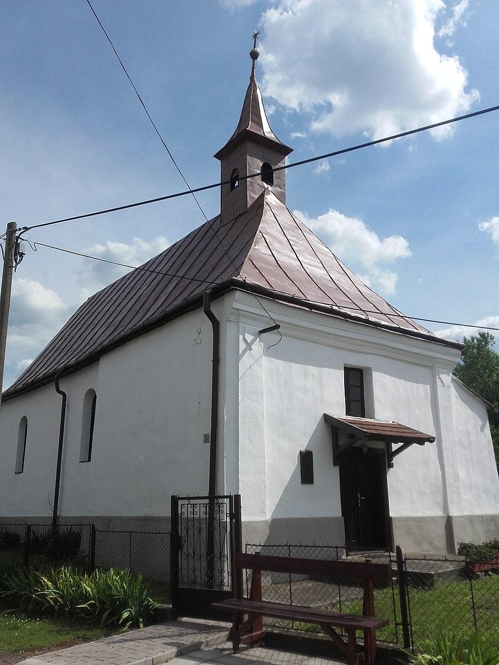 Reformed church of Abaújalpár