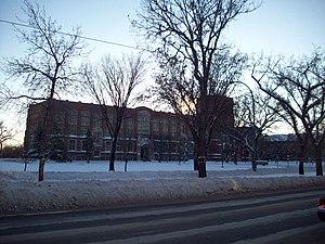 University of Regina - Regina College Building