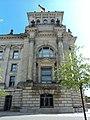 Reichstagsgebäude - Nordansicht ( Rechts - Ecke ).jpg