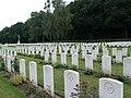 Reichswald Forest War Cemetery (54).JPG