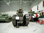 Renault FT-17 in the Base Borden Military Museum 2.jpg