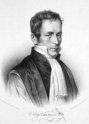 English: René-Théophile-Hyacinthe Laennec (178...