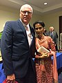 Rep Crowley and Aung San Suu Kyi in US Capitol.jpg