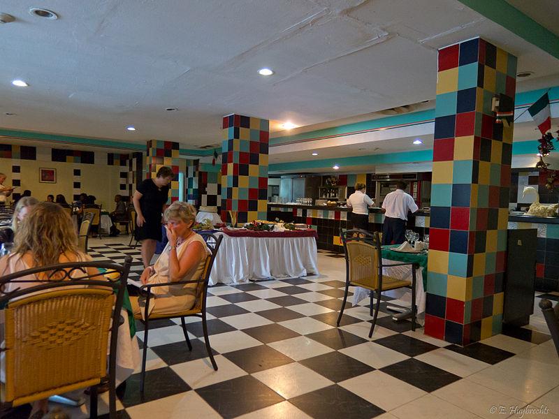 Restaurante Soly Mar Menu