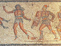 Retiarius vs secutor from the Zliten mosaic.jpg