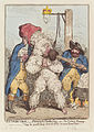 Retribution; - tarring and feathering; - or - the patriots revenge by James Gillray.jpg