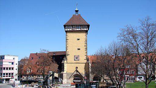 Reutlingen Tübinger Tor 2012 04