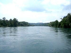 High Rhine -  In Ellikon am Rhein