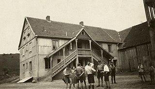Nazi Dissolution of the Bruderhof