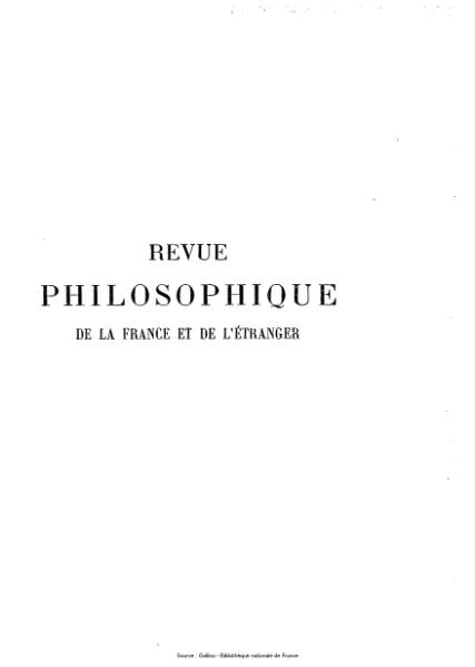 File:Ribot - Revue philosophique de la France et de l'étranger, tome 55.djvu