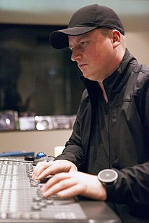 Richard Furch German music engineer, mixer, pianist, and composer