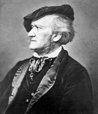 Beret - Photograph of Richard Wagner in his beret