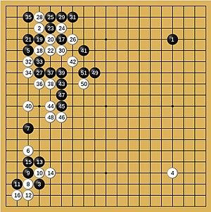44 期 棋聖 戦 囲碁 第44期棋聖戦 (囲碁)