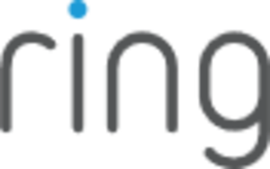 Ring (company) - Image: Ring logo
