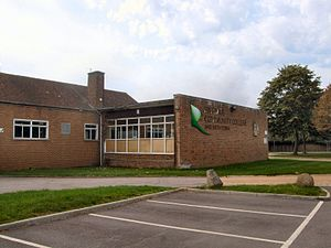 King's Academy Ringmer - Image: Ringmer Community College (geograph 2594558)