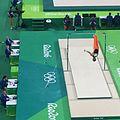 Rio 2016 Olympic artistic gymnastics qualification men (28517623374).jpg