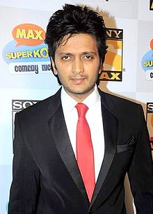 Riteish Deshmukh at the Promotion of 'Kyaa Super Kool Hain Hum' 06.jpg