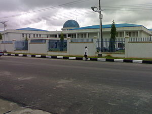 Rivers State House of Assembly - Image: Rivers State House of Assembly