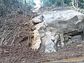 Roadside Landslip in Vazachal Forest, Anaimalai hills Roadside Landslip in Anaimalai hills IMG 20180908 153521041.jpg