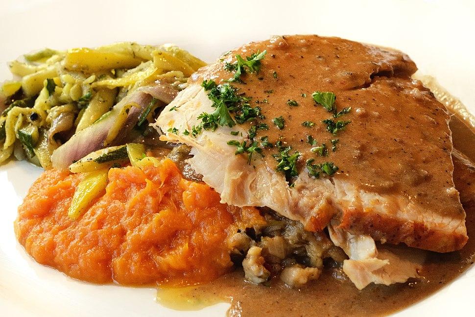 Roasted American Turkey (6408110873)