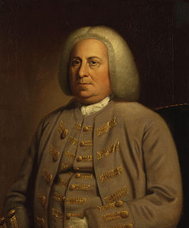 Robert Dinwiddie British colonial administrator
